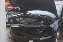Doi copii au fost răniți într-un accident rutier produs în Piatra Neamț