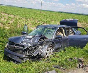 Accident rutier cu 6 victime în comuna Săvinești