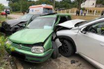 Cum s-a petrecut accidentul de la Dulcești în care au fost implicate 3 autoturisme