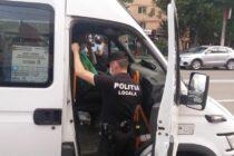 Controale în mijloacele de transport persoane privind măsurile pentru prevenirea și combaterea COVID-19