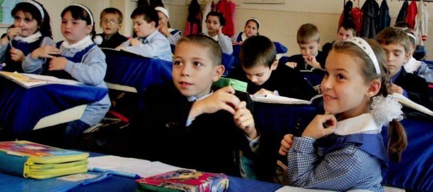 3.608 copii din Neamț înscriși în învățământul primar