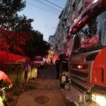 Incendiu garsoniera Piatra Neamt (4)