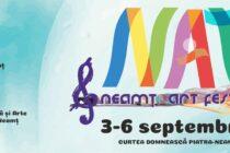 """Neamț Art Festival – spațiu deschis culturii de către Centrul """"Carmen Saeculare"""""""