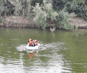 Persoană înecată în râul Moldova descoperită lângă podul de la Horia