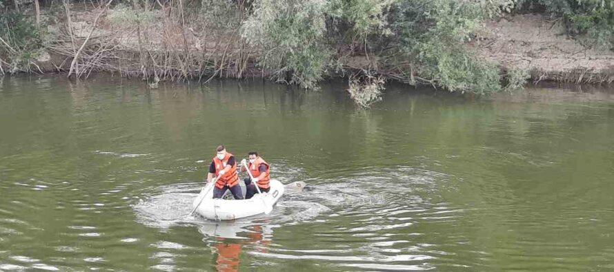 Bărbat de 40 de ani înecat în râul Siret