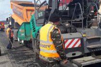 Lucrările edilitare continuă în municipiul Piatra Neamț