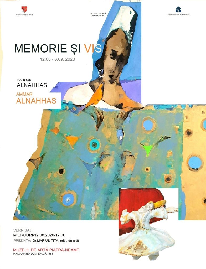 memorie si expozitie de pictura