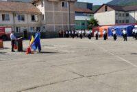 55 de pompieri militari de la ISU Neamț avansați în grad