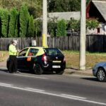 taxi controlat de politia locala