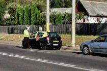 Mijloacele de transport persoane verificate de polițiștii locali, 58 de amenzi aplicate