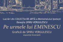 """Expoziție dedicată lui """"Mihai Eminescu"""" organizată la Biblioteca Județeană"""