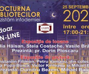 """""""Nocturna Bibliotecilor"""" în varianta on-line"""