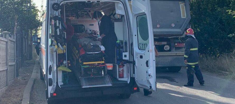 Bărbat accidentat mortal de un TIR în municipiul Piatra Neamț