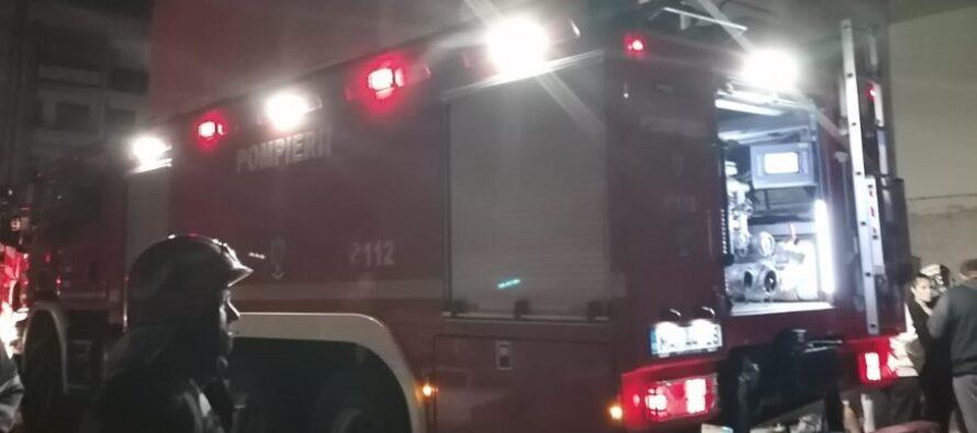 Un bărbat de 34 de ani, din Bicaz, a decedat în urma unui incendiu