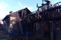 Un bărbat şi-a pierdut viaţa într-un incendiu, în orașul Roznov
