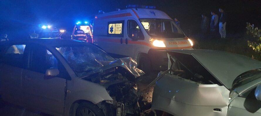 Accident cu 6 victime în comuna Dragomirești. A fost activat planul ROȘU de intervenție.