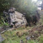 accident rutier 2 victime Dobreni