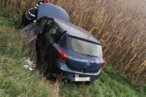 Accident rutier între 3 autoturisme în comuna Horia