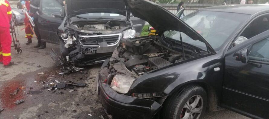 Accident rutier grav, cu 4 victime, la Bodești