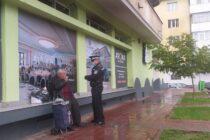 Amenzi pentru cerșetorie aplicate de polițiștii locali