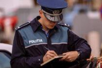 """Nemțenii mai """"cuminți"""" în prima zi a anului. Amenzi de 1.500 de lei aplicate de polițiști."""