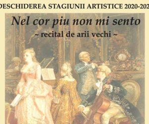 Concert de deschidere a stagiunii muzicale 2020-2021