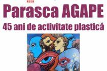 Expoziție de pictură și grafică semnată de Parasca Agape