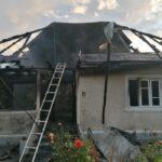 incendiu locuinta Girov