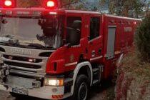 """Incendiu la restaurantul """"Cercul Gospodinelor"""" din Piatra Neamț"""