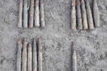 Muniție neexplodată din Al Doilea Război Mondial descoperită în mai multe locuri din Neamț