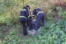 Bărbat scos decedat dintr-o fântână în localitatea Oanțu