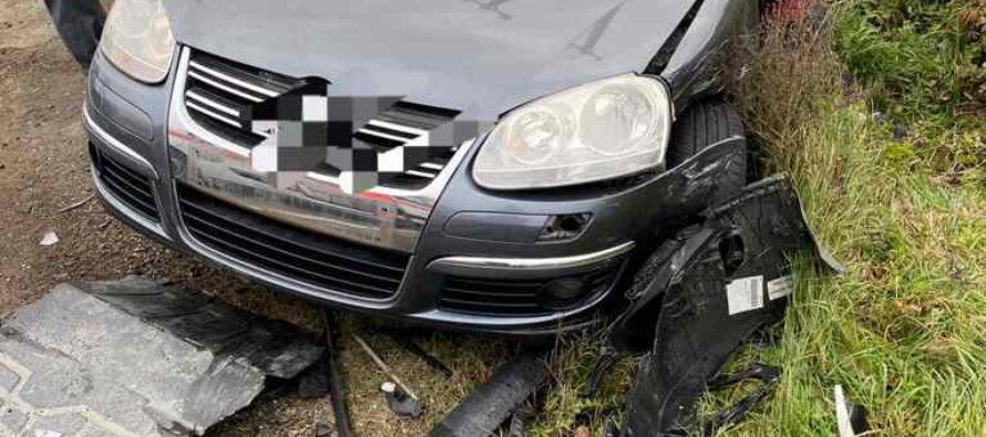 Accident rutier cu o victimă încarcerată la Secuieni
