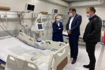 Acord de colaborare între Spitalul Județean de Urgență din Piatra Neamț și Spitalul Modular de la Lețcani