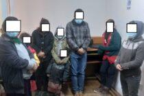"""Zece cerșetori """"ridicați"""" de polițiștii locali din centrul municipiului Piatra Neamț"""