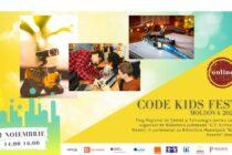 CODE Kids FEST 2020 –  concurs de proiecte digitale pentru elevi