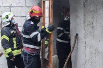Incendiu la o locuință din cartierul Văleni provocat de un coș de fum