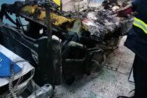 Singurul pacient care a supraviețuit incendiului din secția ATI a spitalului din Piatra Neamț a fost externat vindecat