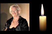 Programul funeraliilor actriței Draga Olteanu Matei