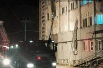 Tragedie la Spitalul Județean de Urgență din Piatra Neamț! Secția ATI în flăcări, 7 pacienți decedați.