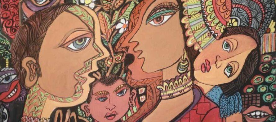 Tablouri semnate de pictori nemțeni donate către Biblioteca Județeană