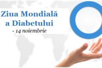 14 noiembrie – Ziua Mondială a Diabetului