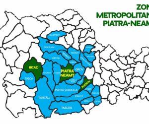 Proiecte ambițioase pentru Zona Metropolitană Piatra Neamț