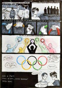 Olimpiada de Benzi Desenate - Grupa E_Lupașcu Ilinca Tatiana