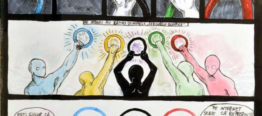 Câștigătorii concursului Olimpiada de Benzi Desenate