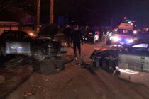 Accident rutier cu 3 victime în comuna Botești