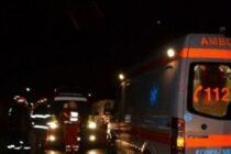Accident rutier între un TIR și un autoturism cu 2 victime la Secuieni