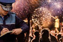 """Aveți grijă ce faceți de revelion! Polițiștii """"veghează""""…"""
