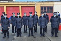 12 absolvenți au depus, astăzi, jurământul militar la ISU Neamț