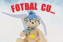 Meci de futsal deosebit: spectatorii sunt rugați să aducă jucării