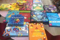 Club de jocuri logico-educative pentru copii, la Biblioteca Județeană